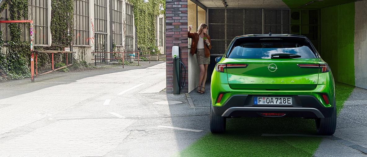 Opel električna vozila