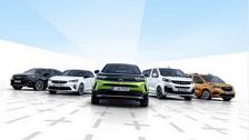 Opel električna ponuda