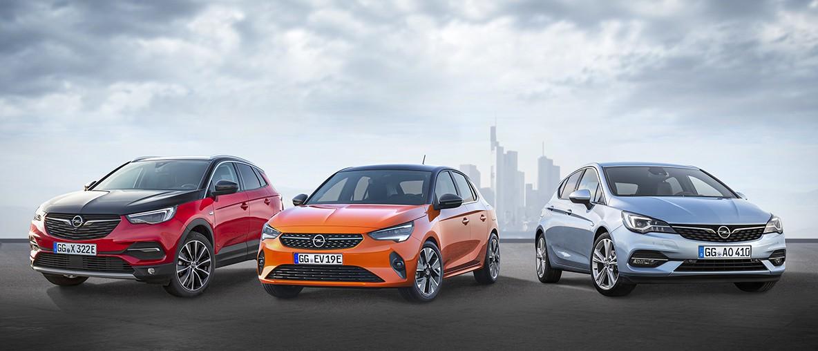 Opel cijene