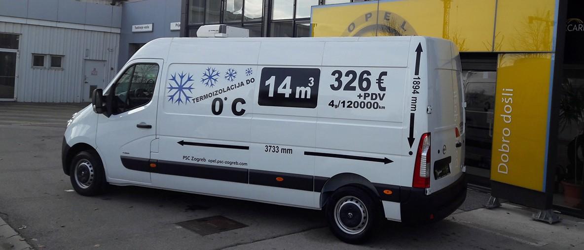 Lokalne prerade gospodarskih vozila