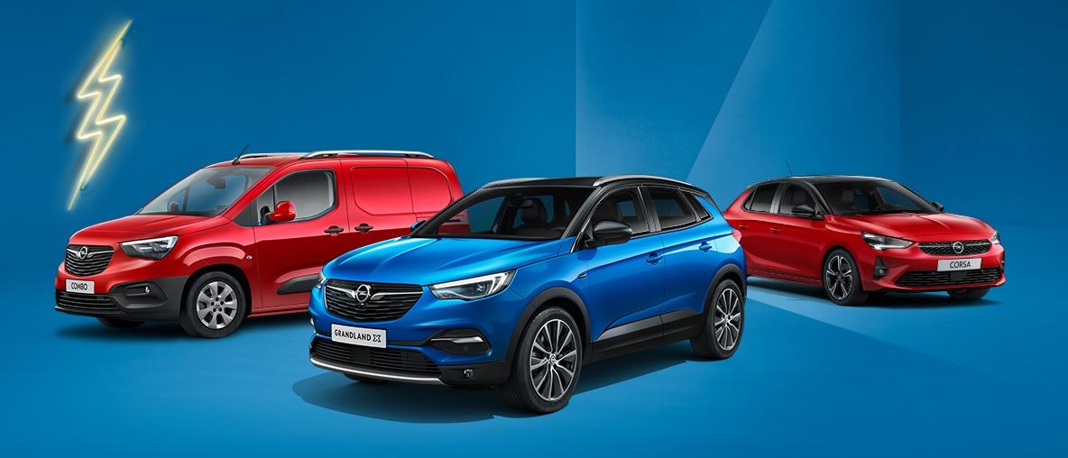 Opel All Inclusive Leasing Ponuda