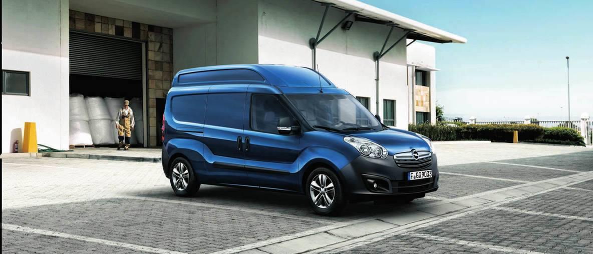 Dorada za gospodarska vozila Opel Mitrović