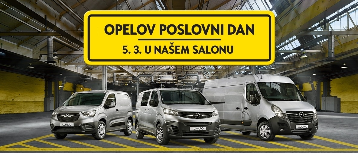 Opelov poslovni dan