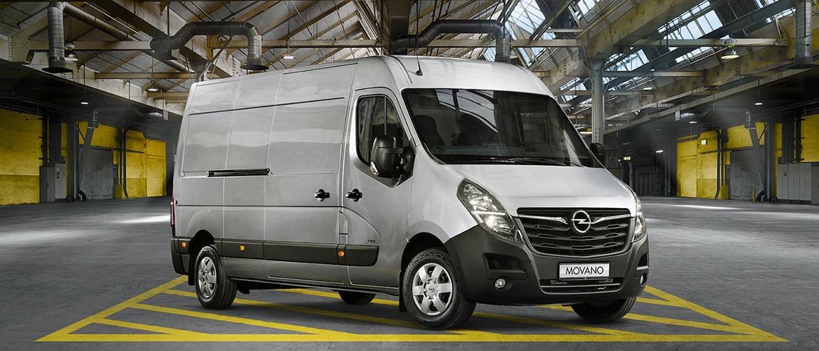 Opel gospodarska vozila