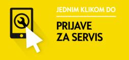 Prijava za servis