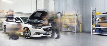 Prijava za servis Opel Rajković