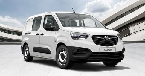 Opel Combo Crew Van