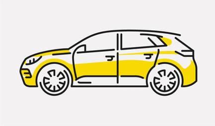 Opel, Simply Electric, Electric Vehicles, Grandland X Hybrid4