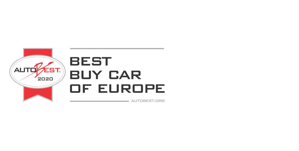 BEST BUY CAR OF EUROPE 2020