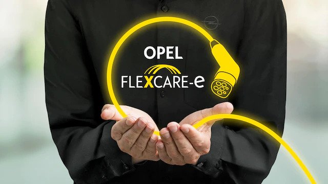 Opel, Electric, Servicing contracts