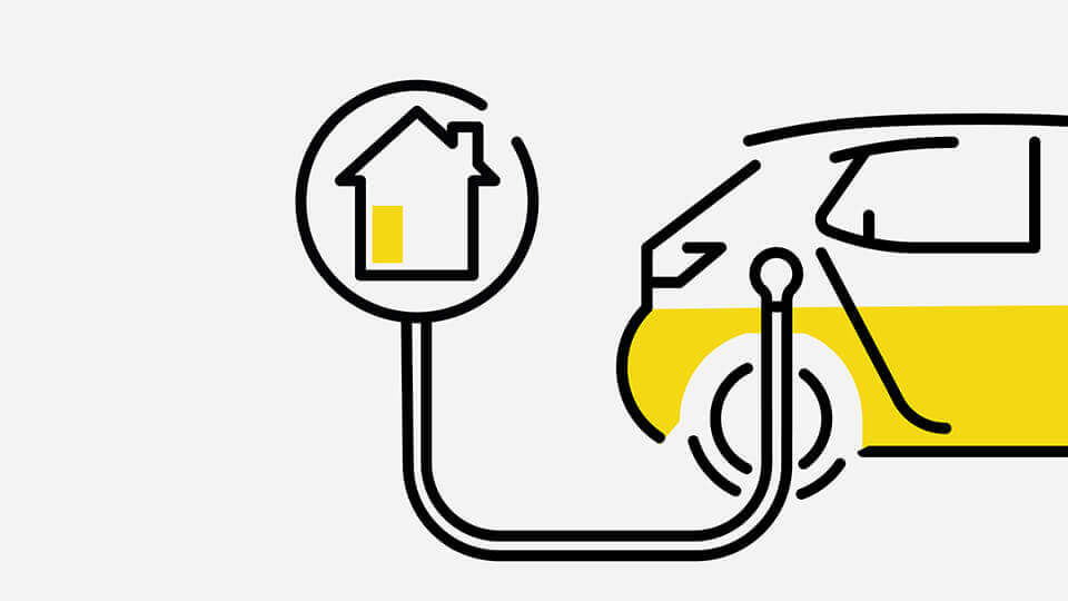 Opel, Wall box uređaj, Ilustracija