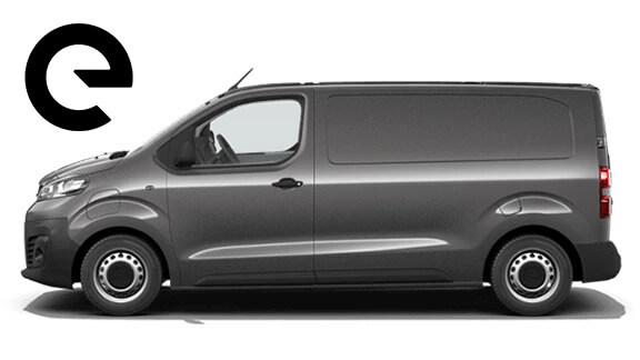 Opel Vivaro-e Panel Van